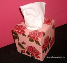 "Chustecznik ""wipes container"""
