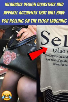 #Hilarious #Design #Disasters #Apparel #Accidents #Rolling #Floor #Laughing Hair Spa At Home, Clothing Fails, Best Deep Fryer, Best Electric Pressure Cooker, Cute Christmas Outfits, Diamond Clean, Laptop Bag For Women, Kawaii Jewelry, Cord Organization