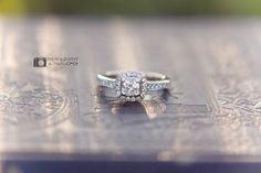 Wedding Ring, Engagement Ring, Vintage Engagement, Ring Shot | Photography by Mallory