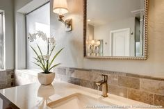 Fasco Bathroom Fan Model With Transitional Bathroom With A His - Fasco bathroom exhaust fan for bathroom decor ideas
