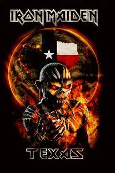 Iron Maiden - Texas
