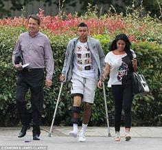 Get well soon Jesse ! ♥