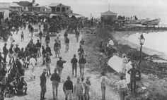 "American Troops Landing at Arroyo, Puerto Rico, August, 1898"" Photographer not credited. Published in Our Islands and Their People as Seen with Camera and Pencil. 2 vols., compiled by William S. Bryan.The Newark Public Library Celebrates Hispanic Heritage"