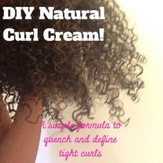 This recipe is 100% natural and 100% moisturizing. It works well on a variety of textures from loosely curled waves to tight kinky curls. The peppermint gives your scalp a satisfying tingle, smells great and the castor keeps locks soft and moist without a greasy feel.