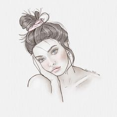 Portrait fashion illustration of Melina Martin by verusveteris Fashion Illustrations, Portrait, My Style, Art, Art Background, Kunst, Portrait Illustration, Performing Arts, Fashion