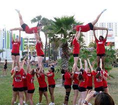 Cheerleading !