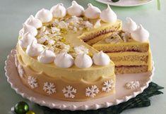 Tort cu cremă de caramel   Click! Pofta Buna! Something Sweet, Caramel, Tiramisu, Cookie Recipes, Sweet Treats, Cheesecake, Deserts, Food And Drink, Ice Cream