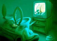 De la Caja Idiota y su contenido: La frivolidad de la TV
