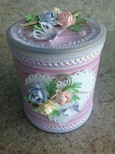 Idea para decorar las latas de fórmula