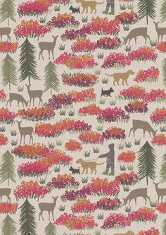 Lewis & Irene designed fabric range, A Walk In The Glen. Featuring rich Autumnal cotton fabric collection with 15 designs. Ideal fabric for quilting & more. Designer Fabrics Online, Buy Fabric Online, Christmas Fabric, Winter Christmas, Fat Quarters, Wonderful Flowers, Light Crafts, Cotton Quilting Fabric, Easy Crafts For Kids