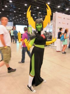 """What am I, boys?"" Lord Dominator cosplay by sioxanne on tumblr #cosplay #wanderoveryonder"