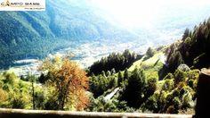 Foto di Carlotta Ramponi  Bolentina in autunno... con la Val di Sole sullo sfondo!