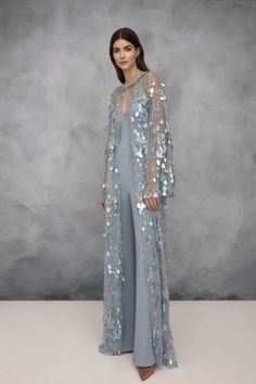 Jenny Packham Resort 2019 London Collection - Vogue