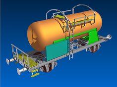 Zweiachsigen Kesselwagen ( Regelspur ) - Modellbahn-Forum für 1:22,5 und 1:1 - 1:32