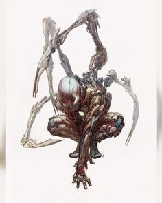 iron spiderman by Jong Hwan on ArtStation Comic Book Characters, Marvel Characters, Comic Character, Comic Books Art, Comic Art, Amazing Spiderman, Spiderman Art, Spiderman Cosplay, Marvel Vs