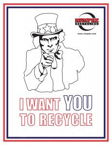 recycling signs to print free   ... Recycling posters . download ...