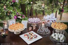 11. Cherry Wedding,Sweet table,Field flowers  / Czereśniowe wesele,Słodki stół,Polne kwiaty,Anioły Przyjęć