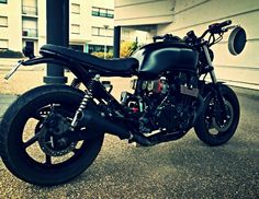 Honda cb 750 Seven fifty #caferacer