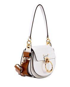 Chloé Tess Small Embossed Leather Shoulder Bag Image 2 of Chloe Tess Small Embossed Leather Shoulder Bag Popular Handbags, Trendy Handbags, Fashion Handbags, Fashion Bags, Luxury Handbags, Luxury Purses, Unique Handbags, Unique Purses, Luxury Bags