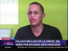 Fallece Recluso En La Carcel Del Seibo Por Razones Desconocidas #Video