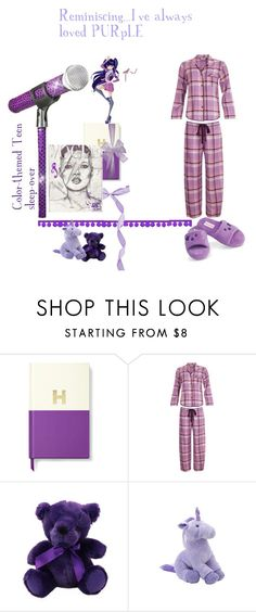 """Purple - because I've got royal blood 👾"" by rhaxkido ❤ liked on Polyvore featuring Kate Spade and Cyberjammies"