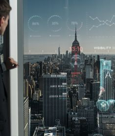WayRay Car Ui, Ar Technology, Automotive Industry, Empire State Building, Holographic, Times Square, Travel, Viajes, Destinations