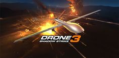 Drone Shadow Strike 3 – Bring world peace Arsenal, The Marksman, Close Air Support, Advanced Warfare, High Tension, Money Games, Fps Games, First Person Shooter, Shooting Games