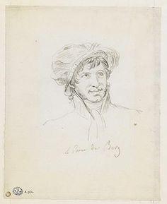 Joachim Murat par Jacques Louis DAVID