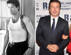 Men of the --Alec Baldwin Celebrities Then And Now, Alec Baldwin, Stars Then And Now, Suit Jacket, Celebs, Sexy, Jackets, Fashion, Celebrities
