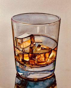 """Serpil Ümit's Instagram profile post: """"#watercolorsketch #watercolorplanet #art #instaart #artistlife #aquarelle #picture #watercolor #artofinstagram #artists #artoftheday…"""""""