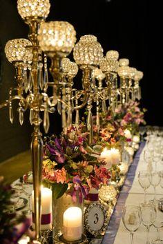 Beautiful Table Setting   SOiIRÉES