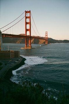 #SanFrancisco golden gate bridge