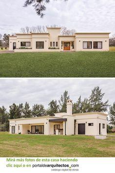 Village House Design, Village Houses, Unique House Design, Luxury Homes Dream Houses, Dream House Exterior, Villa Design, Types Of Houses, Minecraft Houses, Model Homes