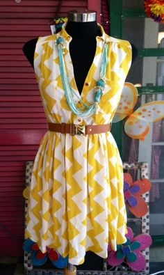 Sassy Spring Dress