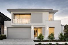 #elevation #homedesign #cladding #whiteexterior #homeexterior #exterior