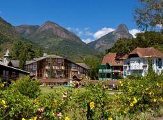 Teresópolis (RJ): No Hotel Village Le Canton