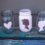 50+ Mason Jar Decor Ideas | Saved By Love Creations