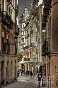 El Madrid encantador.