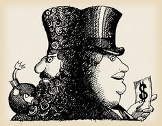 Communist and Capitalist, 1967 by MewDeep, via Flickr
