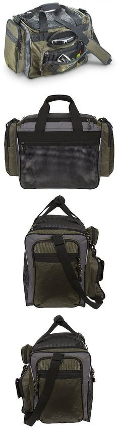 Tackle Boxes and Bags 22696: Large Fishing Tackle Box Bag Heavy Duty Utility Storage Adjustable Waterproof -> BUY IT NOW ONLY: $50.97 on eBay!