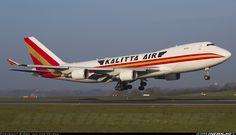 Boeing 747-481F/SCD, Kalitta Air, N403KZ, cn 34018/1378, first flight 24.9.2006 (Nippon Cargo Airlines), Kalitta delivered 16.9.2014. His last flight 14.4.2016 New York - Oscoda. Foto: Liege, Belgium, 10.3.2016.