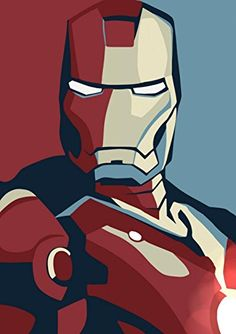 MOUSE POSTER STAR P0106 Iron Man Poster Marvel Hero Comic Book Wall Canvas Poster 24x34 in waterproof canvas poster *** Read more at the image link.Note:It is affiliate link to Amazon.