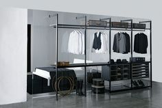 Top 40 Modern Walk-in Closets | Notapaperhouse.com magazine