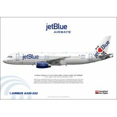 jetblue airways airbus a320 jet aircraft seating layout chart airline seating charts. Black Bedroom Furniture Sets. Home Design Ideas