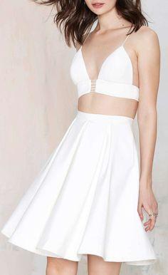 Keepsake Divide Pleated Skirt