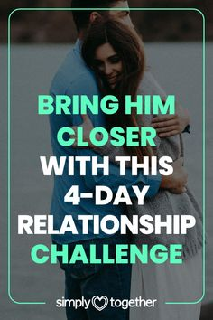 Four insightful and fun activities to feel closer and more connected with your boyfriend or husband. Four insightful and fun activities to reignite the spark in your relationship and make him care again. This challenge will help you restore your love and feel closer and more connected with your boyfriend or husband. #Relationship #RelationshipTips #CoupleGoals #RelationshipStuff