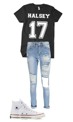 """""""Casually obsessed with Halsey"""" by allison2002 on Polyvore"""