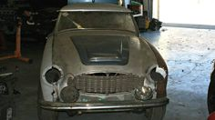 Starting Point: 1960 Austin Healey 3000 - http://barnfinds.com/starting-point-1960-austin-healey-3000/