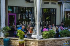 People love eating on patios here at the West Village Dallas in Uptown Dallas. More photos available at: #WestVillageDallas