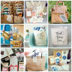 coleccionando bolsas para bodas